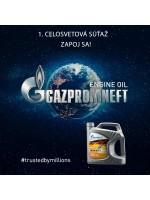 Začala sa celosvetová súťaž Gazpromneft Trusted by millions!
