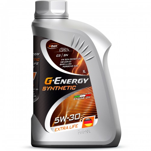 Synthetic Extra Life 5W-30