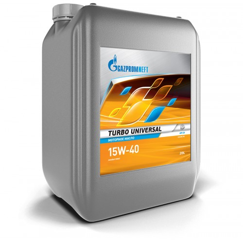 Turbo Universal 15W-40